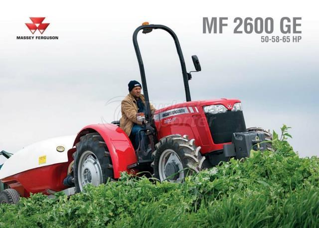 MF 2600 GE