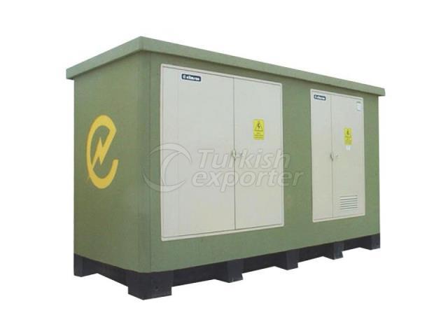Prefabricated Concrete Kiosk
