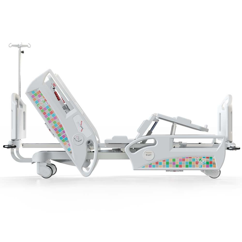 Unique Hospital Bed 2 Motors