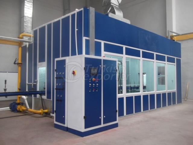 Powder Coating Booths