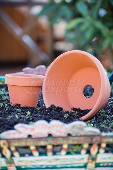 Terracotta Pots  Coupe