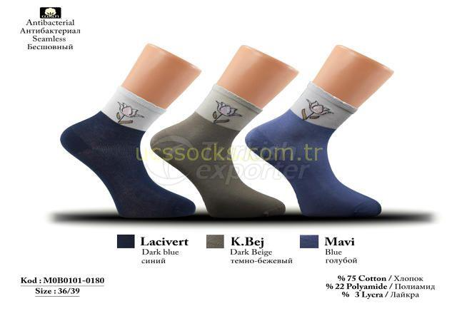 Women Socks M0B0101-0180
