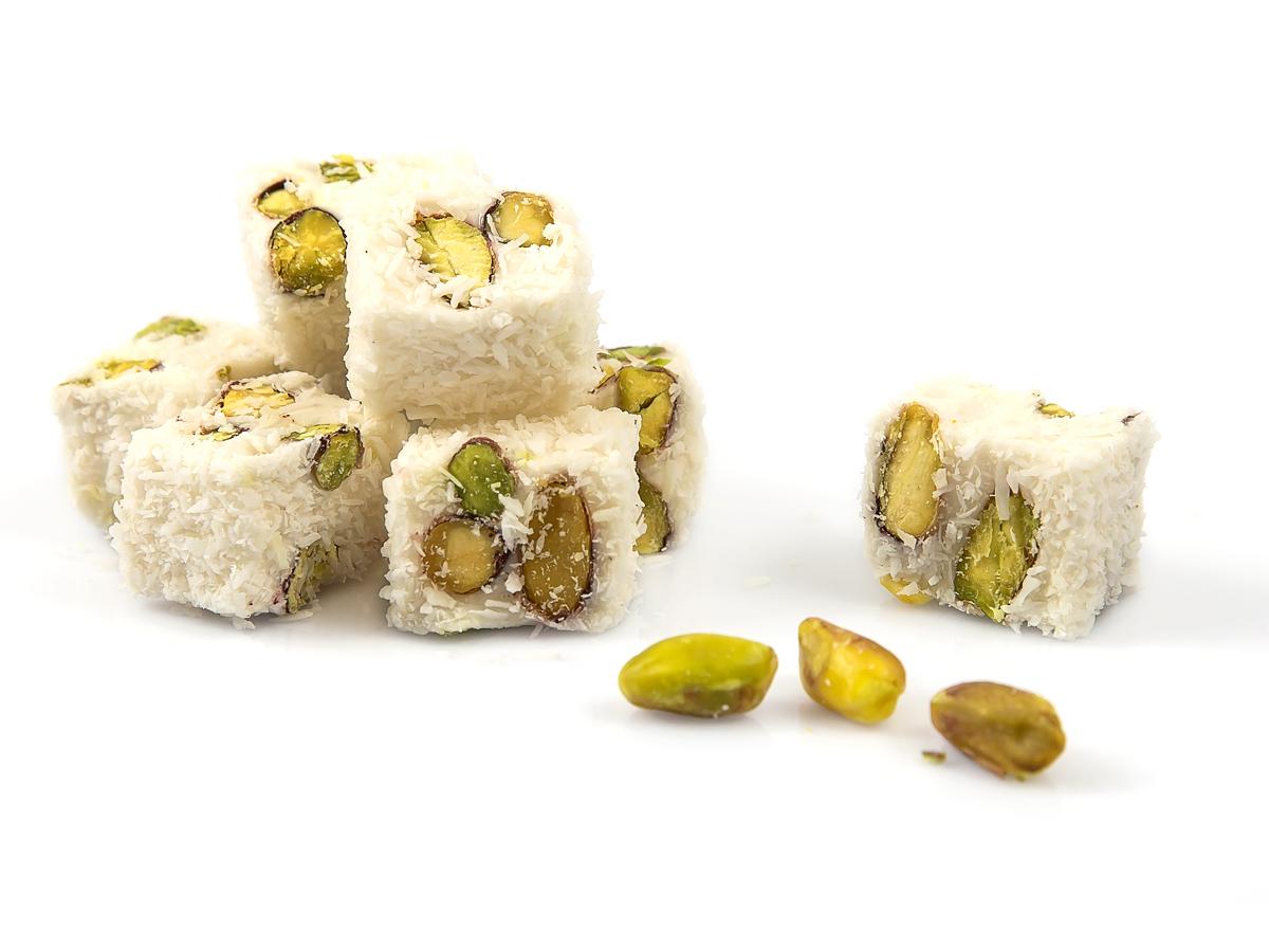 pasha double delight with pistachio