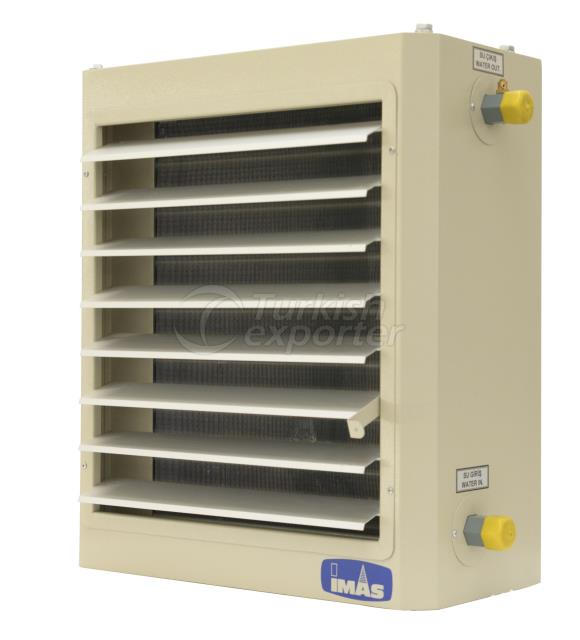AXIAL UNIT HEATERS