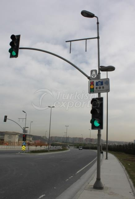 Signal And Direction Posts