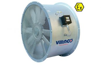VAX-EX Explosion Proof Axial Fans