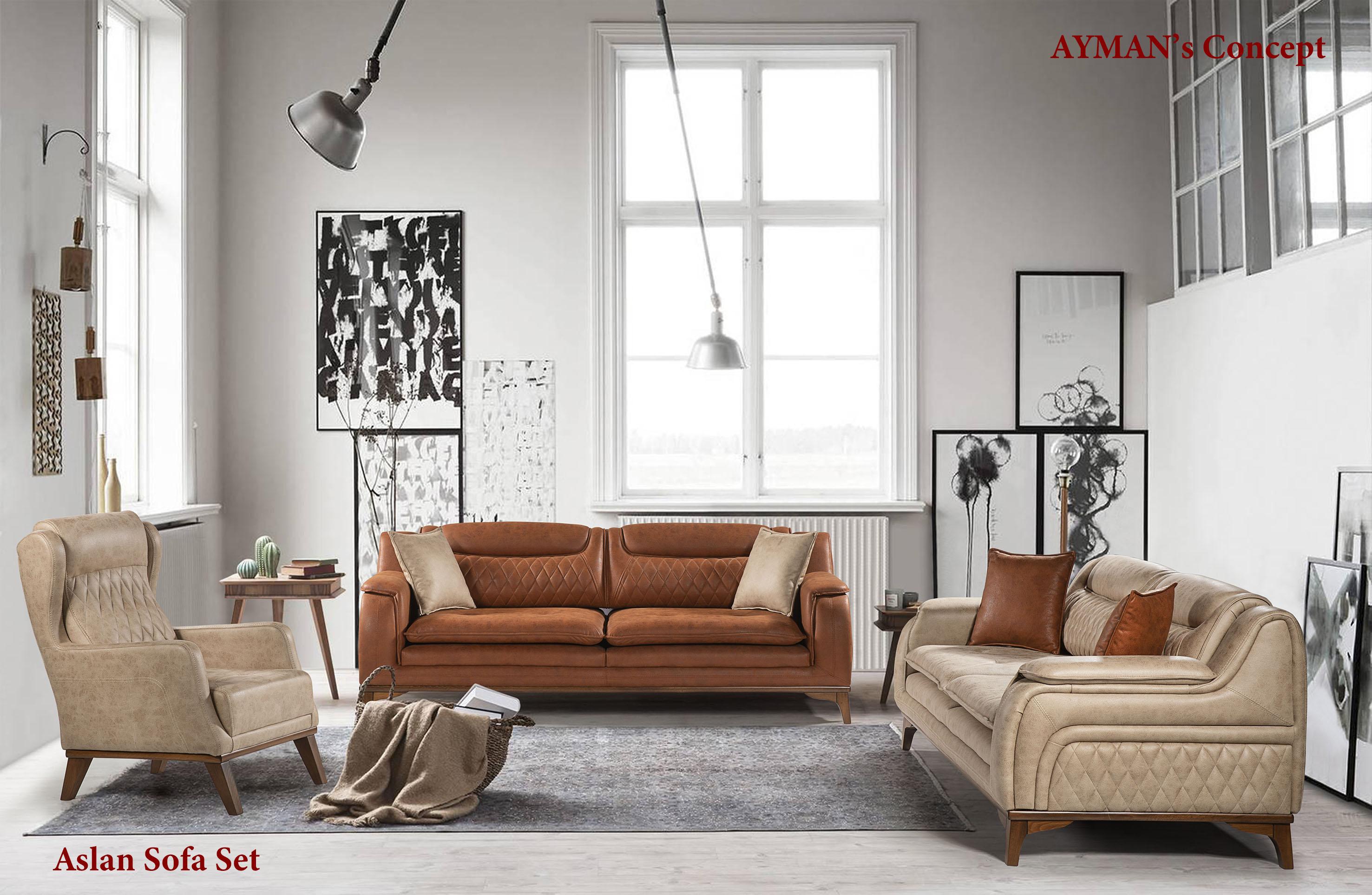 Armani Sofa Set
