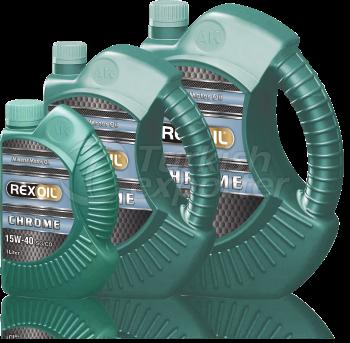 Gasoline Engine Oil 15W