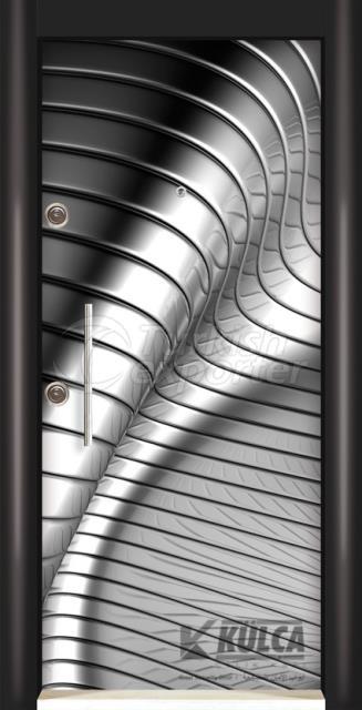 S-5024 ( HIGH STEEL DOOR