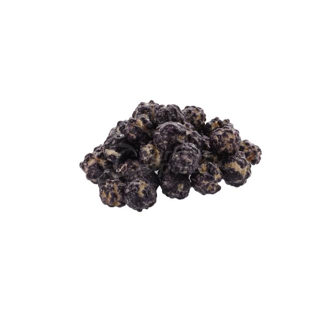 Berry Flavored Chocolate Chickpeas