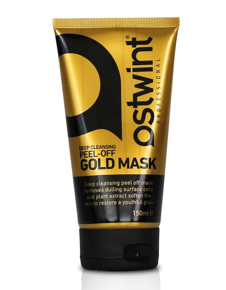 Soyulabilir Altın Maske