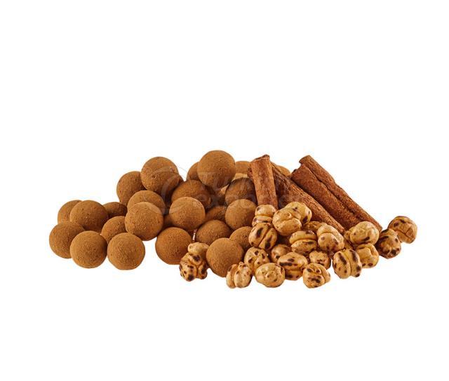 Cinnamon Chocolate Chickpeas