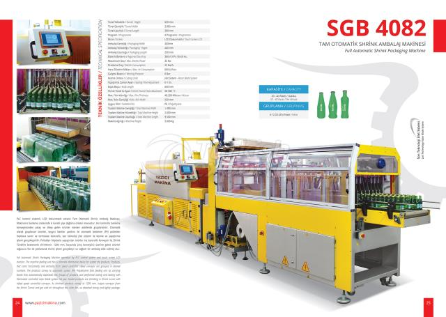 Full Automatic Shrink Packaging