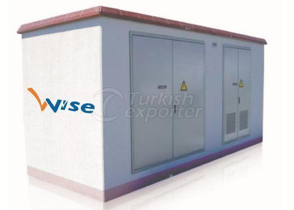 Concrete Kiosk