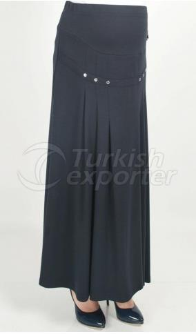 Adveanced Punch Skirts Maternity Clothes Pile