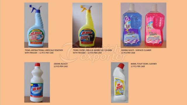 Remover - Cleaner - Bleach