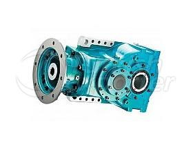 Shaft Mounted Gearboxes