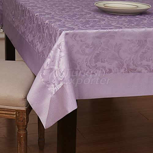 Cotton Polyester Tablecloth