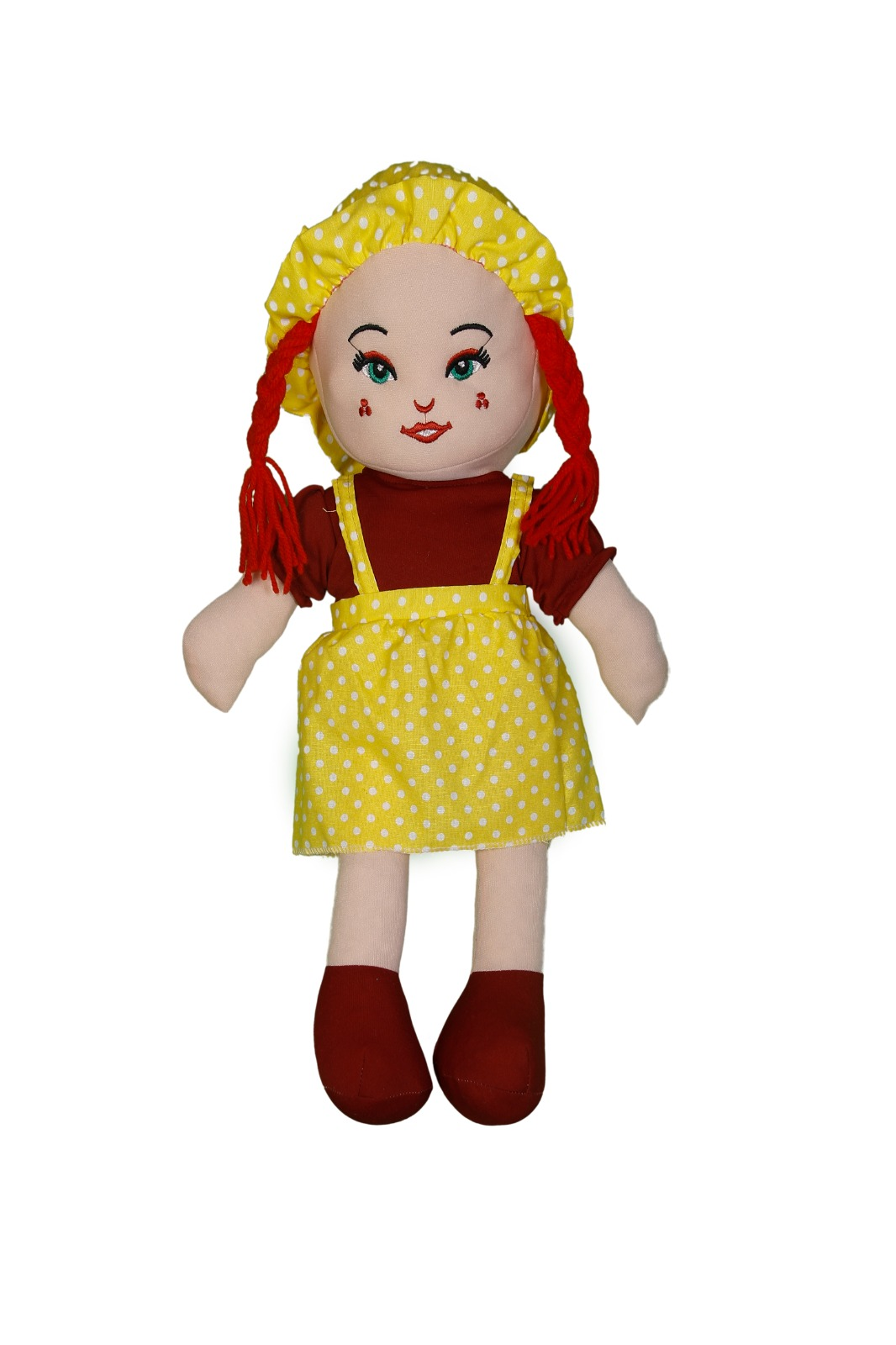 YELLOW-RED BABY 000112