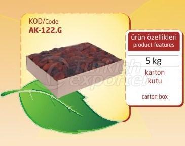 Dried Apricot AK 122G 5kg