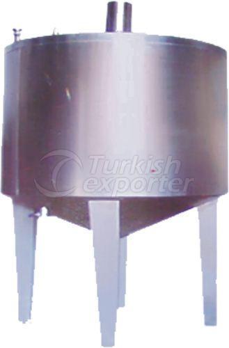 Curd Boiling Tank