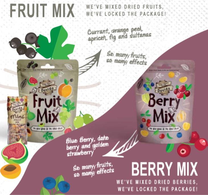 Fruit Mix & Berry Mix