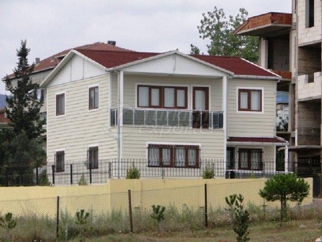 Префабричный дом