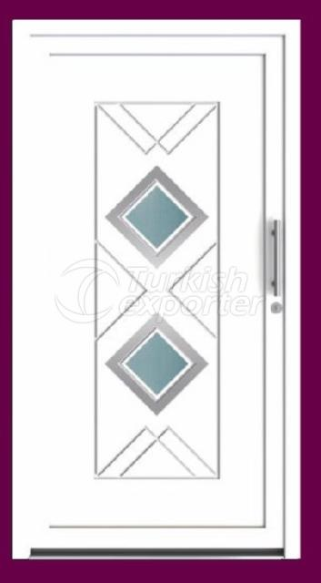 Thermo Inox Door 40720