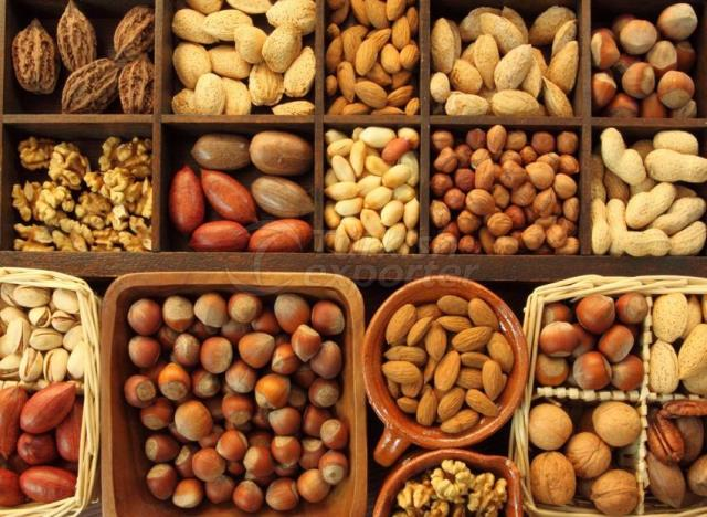 Nuts Products