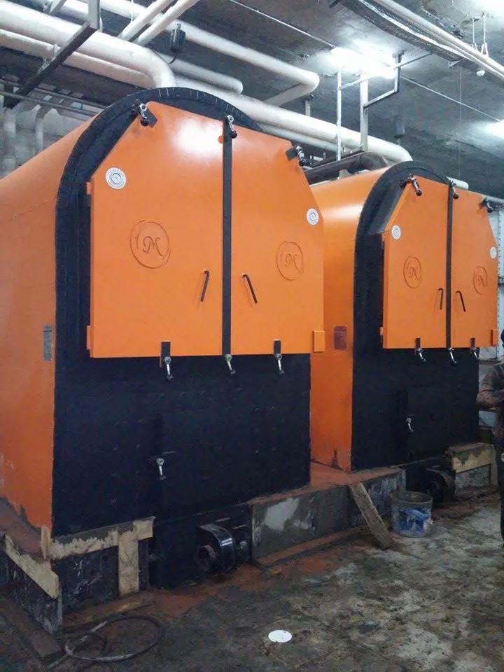 Solid Fuel Boiler YSKK Series
