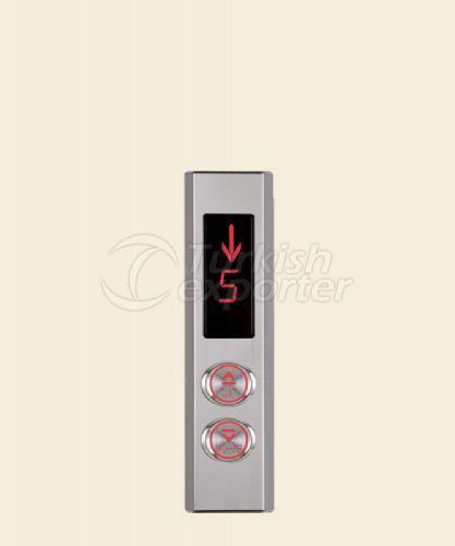 Elevator Button AK160