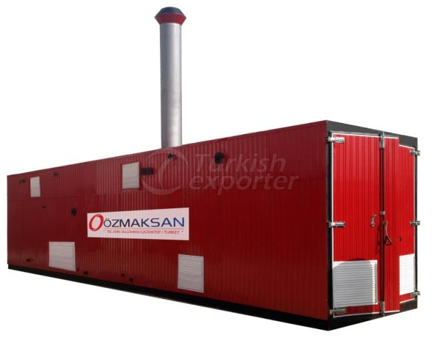 Mobile Steam Rooms