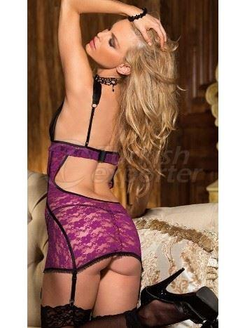 Merry See Night Gown Garter