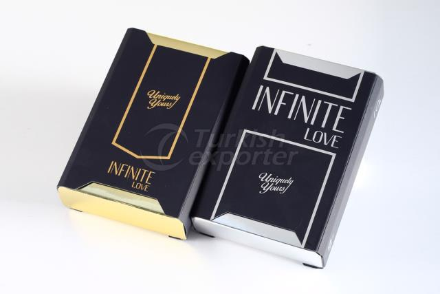 100 ml Black Edition Perfume Infinite