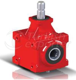Gearboxes CD410
