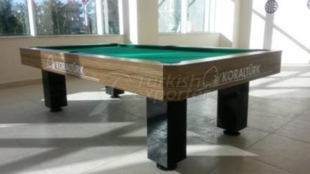 Billiards Table Lidya Pool