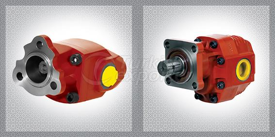 20 Series Piston Pumps