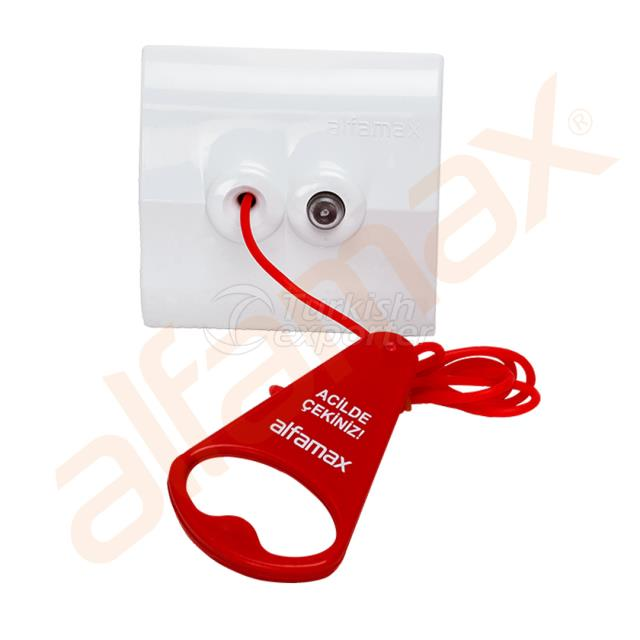 Emeregency Roped Call Button