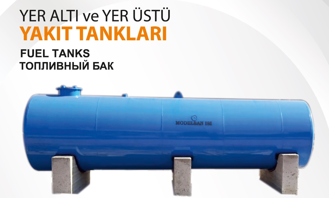 Fuel Tank MDYT Series