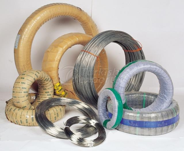 Stainless steel spring wire 302