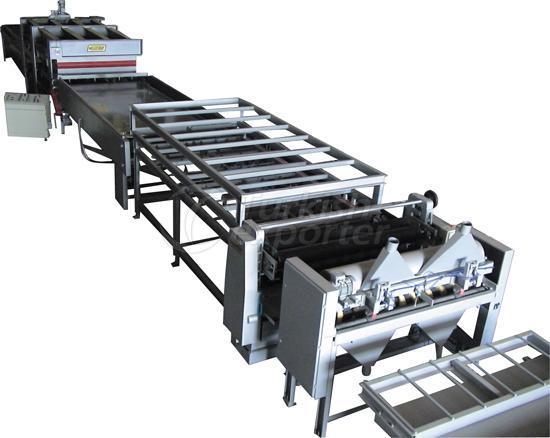Press Line - Woodworking Machine