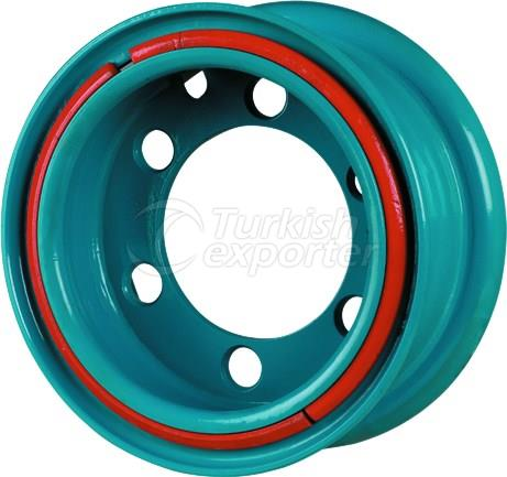 Segmented Oval Froklift Rims 7.00X15