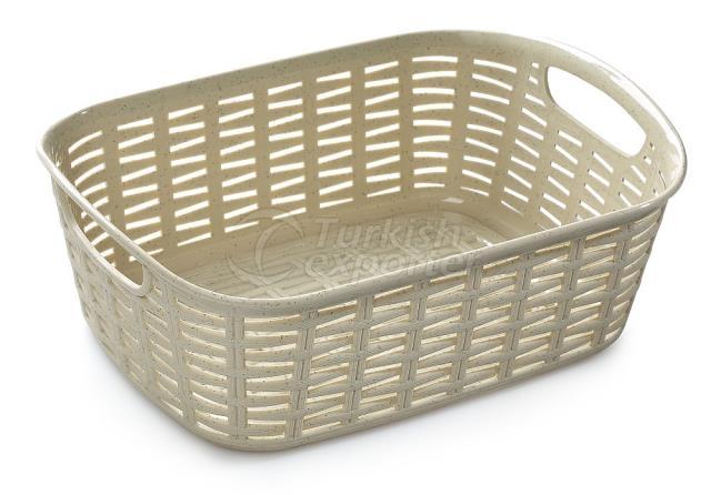 Multipurpose Rattan Basket