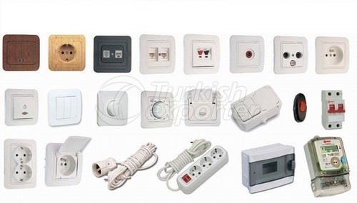 مواد كهربائية