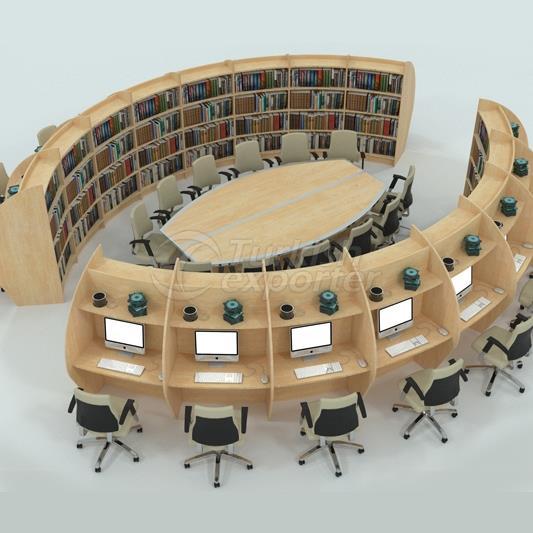 Oval Z Kütüphane
