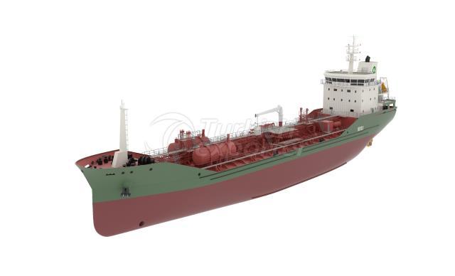 Chemical Tanker