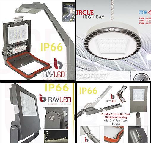 Floodlights Projectors & Highbays