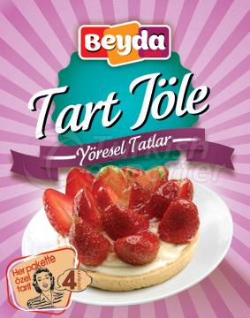 Jelly Strawberry Tart