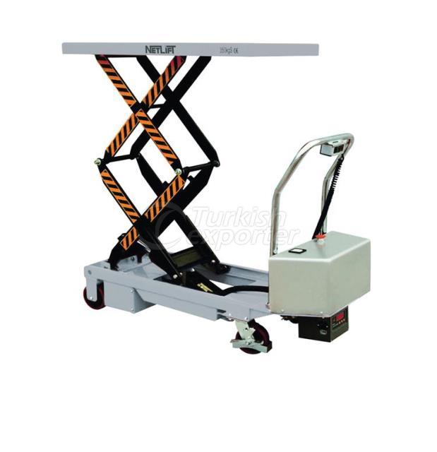 Chariot de table avec batterie NL-BTTD 35