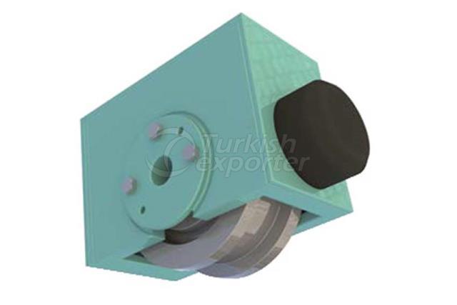 Crane Wheel Block